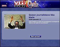 QUIZ: Du kan forsøke deg i den samme quizen i VG Netts nye quiz-verktøy. Foto: