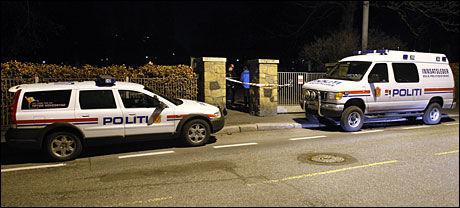 SIKTET FOR GRAVLUND-VOLDTEKT: Natt til søndag 20. januar 2008 ble en kvinne voldtatt inne på Vår Frelsers gravlund i Oslo. En av mennene er blandt annet siktet for å stå bak denne ugjerningen. Foto: Scanpix