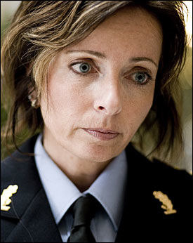 GIR RÅD: Leder vold- og sedelighetsseksjonen i Oslo politidistrikt, politiinspektør Hanne Kristin Rohde. Foto: Scanpix