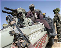 Sudan kutter diplomatiske bånd til Tsjad