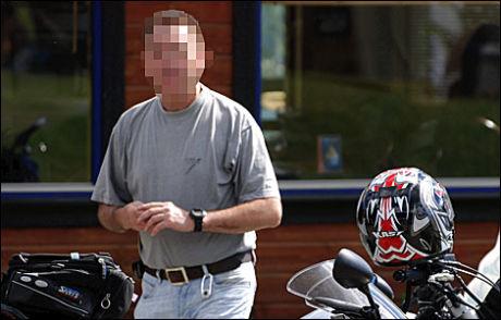 - TILSTÅR: Den utpekte «Lommemannen» samarbeider med politiet. Foto: Johnny Normann