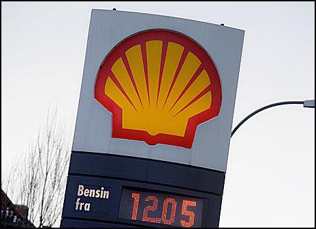 OPPFORDRER TIL BOIKOTT: En epostaksjon oppforder til boikott av Shell og Statoil for å presse ned prisene på drivstoff. Foto: Linn Cathrin Olsen