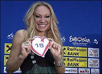 Charlotte trakk vinnernummeret!
