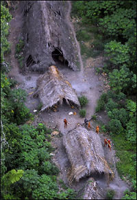 «Uoppdaget» Amazonas-stamme skaper diskusjoner
