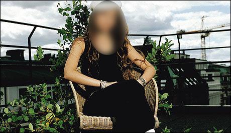 ETTERLYST: Hun har spilt i flere kjente norske spillefilmer. Nå knyttes den kvinnelige skuespilleren og hennes kjæreste til kokainbeslaget i Bolivia. Foto: Privat