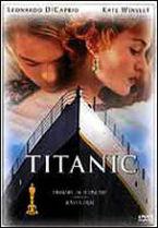 KJÆRLIGHET: Kjærlighetsdramaet Titanic havnet på 3.plass Foto: Diverse