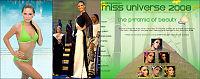 Norske Mariann Miss Universe-favoritt