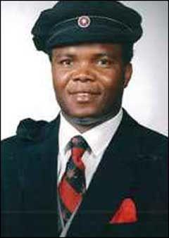 DØD: Eugene Obiora døde etter en pågripelse på et sosialkontor i Trondheim. Foto: Privat
