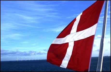 DANMARK: Færre utlendinger får dansk statsborgerskap. Foto: Illustrasjonsfoto: SCANPIX