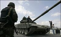 - Over tusen drept i Sør-Ossetias hovedstad