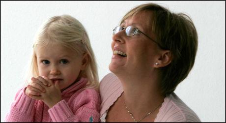 BEKREFTER MYTE: Gravide som plages av morgenkvalme får oftest jenter, ifølge forskerne bak ny studie. Foto: Knut Falch/SCANPIX