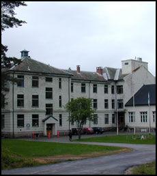 TOMT: Landeskogen i Bygland, tidligere sanatorium, blir ikke asylmottak. Foto: KJETIL REITE
