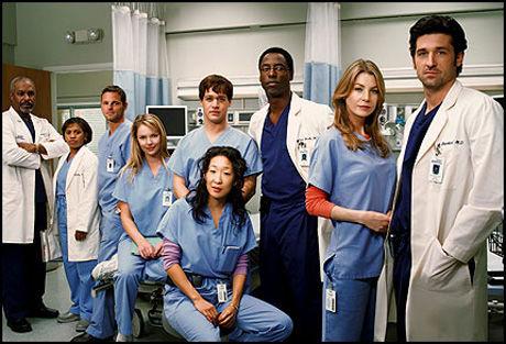 PRISBELØNT SERIE: «Grey's Anatomy» har over 600.000 trofaste norske fans. Foto: TV 2