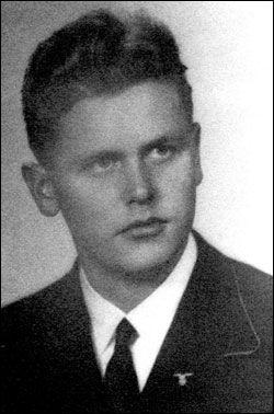 UNG: Ran Lykke Himberg falt i slaget om Kaprolat-høyden 26. juni 1944. Foto: Privat