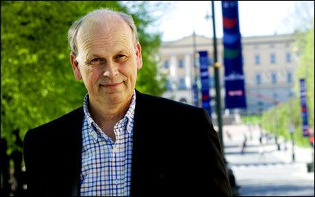ØNSKER DEBATT: Michael Tetzschner ønsker en debatt om hvilket økonomiske ansvar arbeidstagerne skal ha for sitt eget sykefravær. Foto: Frode Hansen