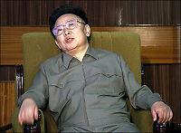 - Kim Jong-il hadde slag