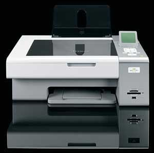Lexmark er pioner på trådløse skrivere og multifunksjonsmaskiner for både hjem og kontor. Her er modell X4675, med utskriftshastighet for kontormiljø - opptil 30 sider sort/hvitt og 27 sider farger i minuttet. (Foto: Lexmark)
