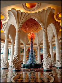 Ekstrem luksus på nytt Dubai-hotell