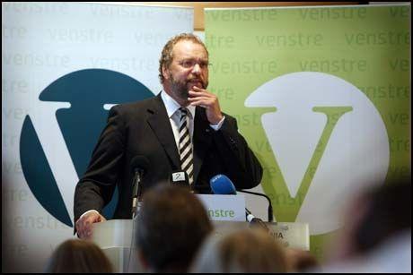 SVIKTET: Lars Sponheim mener påstandene fra Olaf Thommessen er uriktige og håpet at flere ville protestert. Foto: SCANPIX