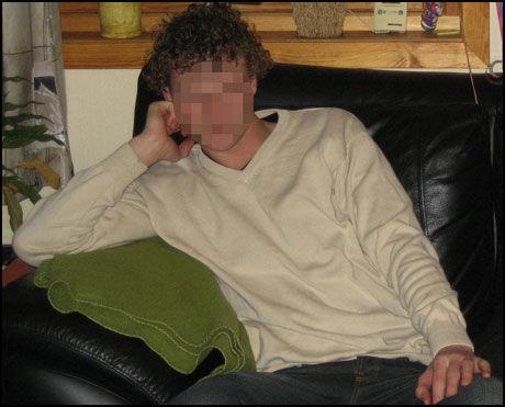 TOK SELVMORD: Den 29 år gamle mannen fra Kragerø ble funnet død på cella i dag morges. Foto: Privat