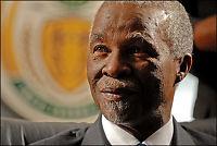 Mbeki fortsetter å megle i Zimbabwe
