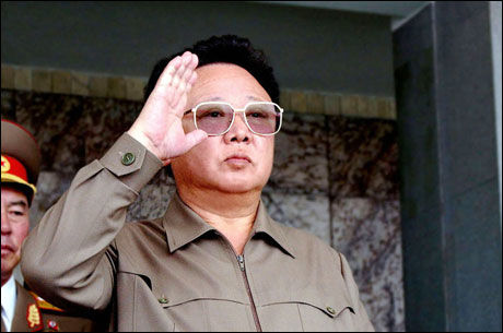 VISTE SEG IGJEN: Nord-Koreas øverste leder Kim Jong-il har vist seg offentlig for første gang på rundt 50 dager. Foto: AFP Foto: