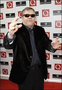 Meat Loaf på sykehus etter festskandale