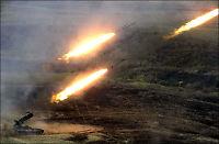 Militæret øver atomkrig