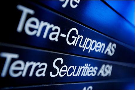 KONKURS: Terra Securities ble slått konkurs i fjor. Styret og administrerende direktør tjente likevel bra. Foto: SCANPIX
