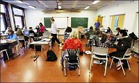 Kastes inn i klassen uten å kunne norsk