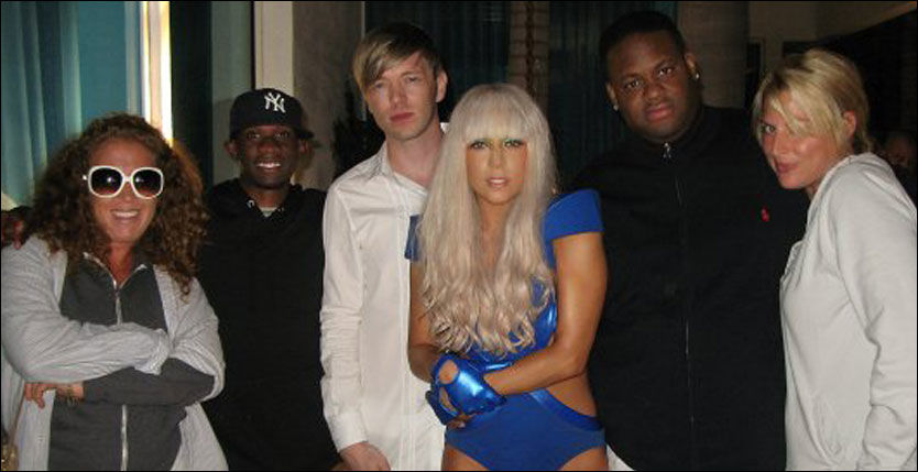 Lady Gaga  linjepr...