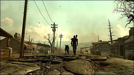 SATSER PÅ WII: Bethesda har gjort stor suksess med blant annet voksenrollespillet «Fallout 3» på PC, PS3 og Xbox 360. Nå satser selskapet på voksne Wii-spillere også. Foto: BETHESDA