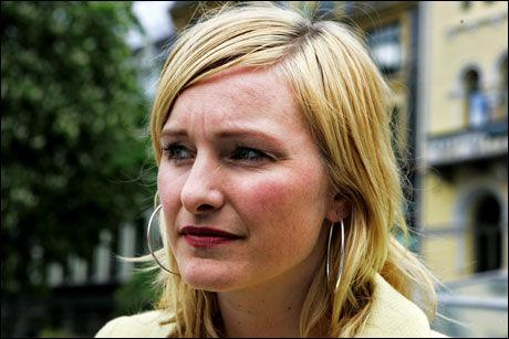 SEXKJØP: Marte Thorkildsen tror flere av hennes kollegaer på Stortinget har kjøpt sex på utenlandsturer. Foto: Scanpix