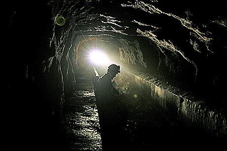 KLOAKK: Kloakkvann kan avsløre narkotikabruk, og nå er kloakkforskerne i gang i Oslo. Foto: Annemor Larsen