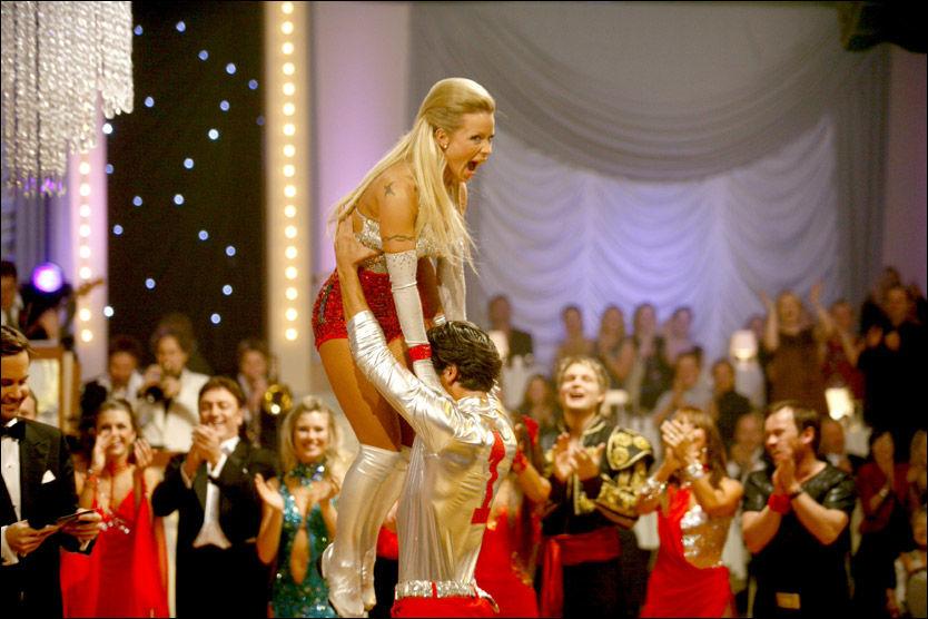 TIL TOPPS: Lene Alexandra Øien vant årets utgave av «Skal vi danse» Foto: SCANPIX Foto: