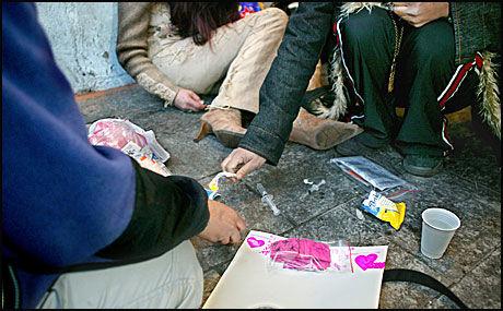 USIKKERT PROGRAM: Effekten av rehab-dommer for rusmisbrukere er usikker. Foto: Paul Paiewonsky/VG