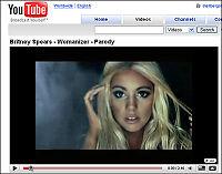 Se YouTube-stjernens Britney-parodi