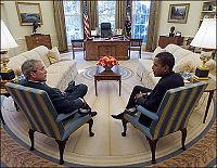 Bush: - Dette angrer jeg mest på