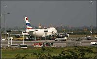Flyplassokkupasjon over i Bangkok