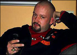 DREPT: Lennart Faugli ble drept på vei ut av retten i 2006. Foto: Privat
