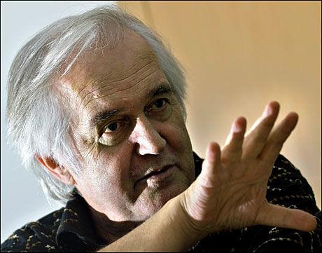 FÅR PRIS: Den svenske forfatteren Henning Mankell. Foto: Bjørn Thunæs/VG