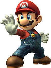 EVIGUNG: Evigunge Super Mario er bare en av svært mange kjente og kjære spillfigurer som ypper til bank i slåssespillet «Super Smash Bros. Brawl». Foto: SORA/NINTENDO