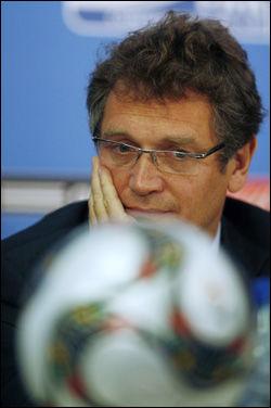GENERALSEKRETÆR I FIFA: Jerome Valcke. Foto: Reuters