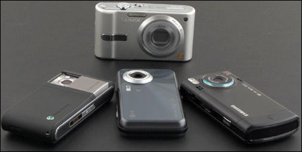 hvilken mobil har best kamera