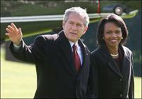 Rice tror historien vil gi Bush rett