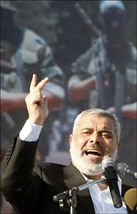 Hamas: - Vi vil ikke knele