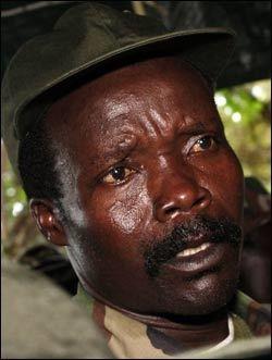 OPPRØRSLEDER: Joseph Kony. Foto: AFP