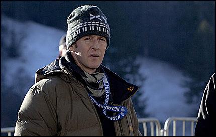 TIDEN LEGER ALLE SÅR - ELLER? Jens Weissflog er fortsatt oppgitt etter buingen i 1994. Foto: Daniel Sannum Lauten