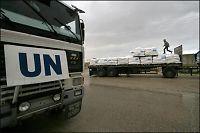 Israel åpner for nødhjelp til Gaza