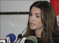 Dronning Rania ber om våpenhvile på Gaza